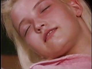 STP1 Truly Cute Blond Legal age teenager Receives Screwed And Facialled !